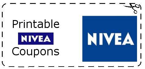 Nivea coupons december 2018