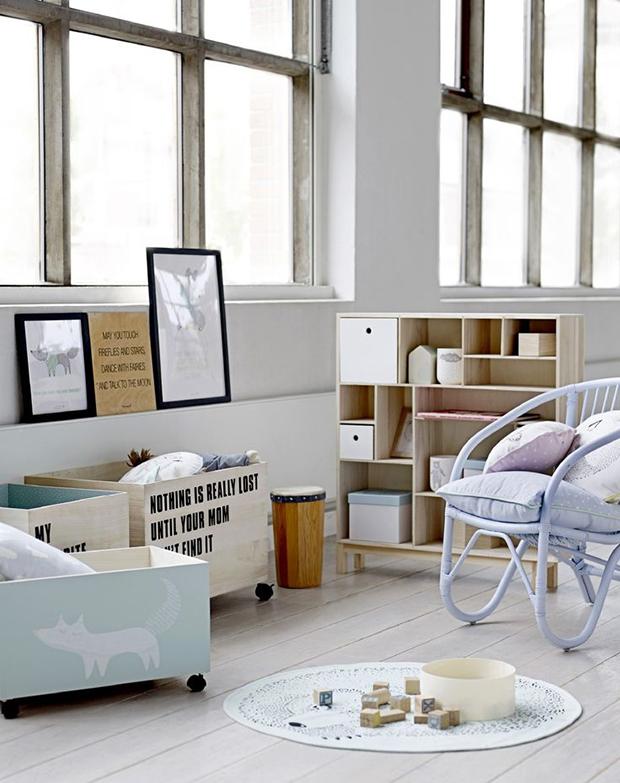 IDA interior lifestyle: Dream big baby #1: Bloomingville Mini