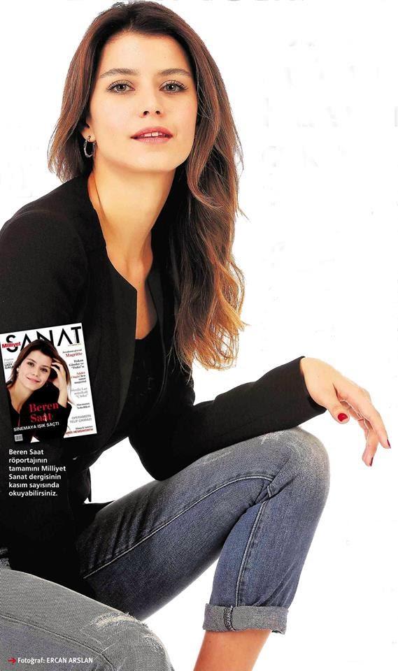 Turkish Actress Beren Saat