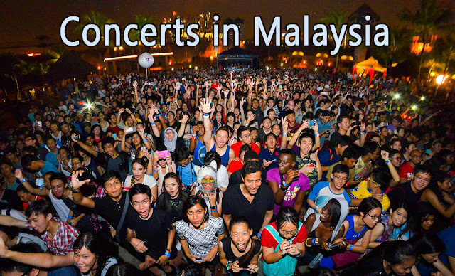 Concerts Malaysia