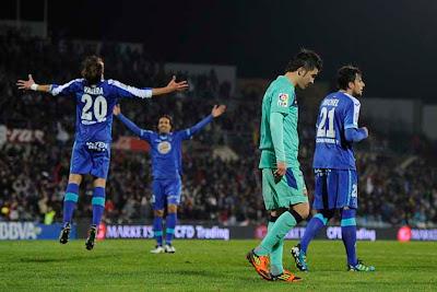 Getafe 1 - 0 Barcelona (3)
