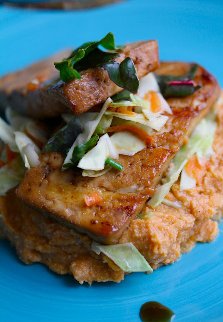 Smith's Vegan Kitchen: Maple-Lime Grilled Tofu w/Asian ...