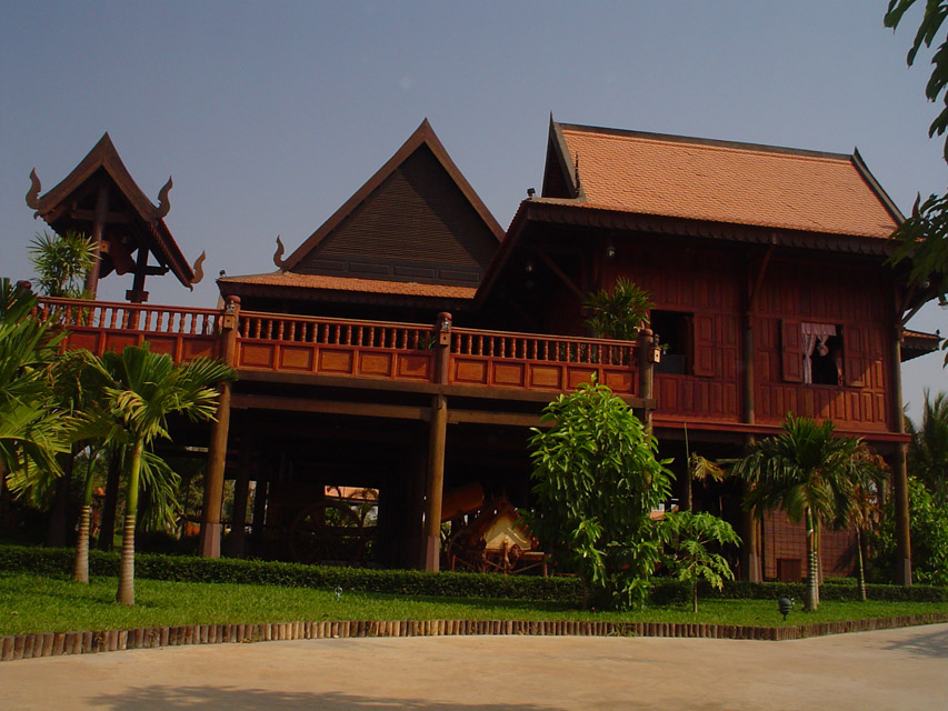 beautiful khmer house in siem reap enter your blog name here