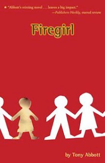 bookcover of FIREGIRL by Tony Abbott