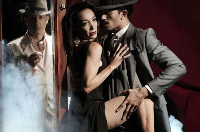 Marcelo Tinelli en Bailando por un Sueño, el Tango