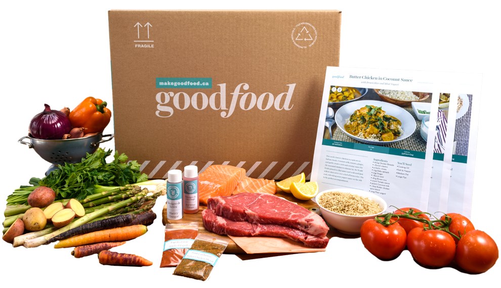 $40 OFF Goodfood!