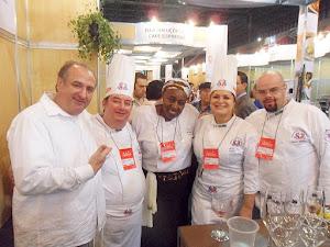 Equipotel 2012 - Stand da FIC