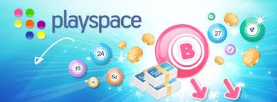 PlaySpace, juegos en la red