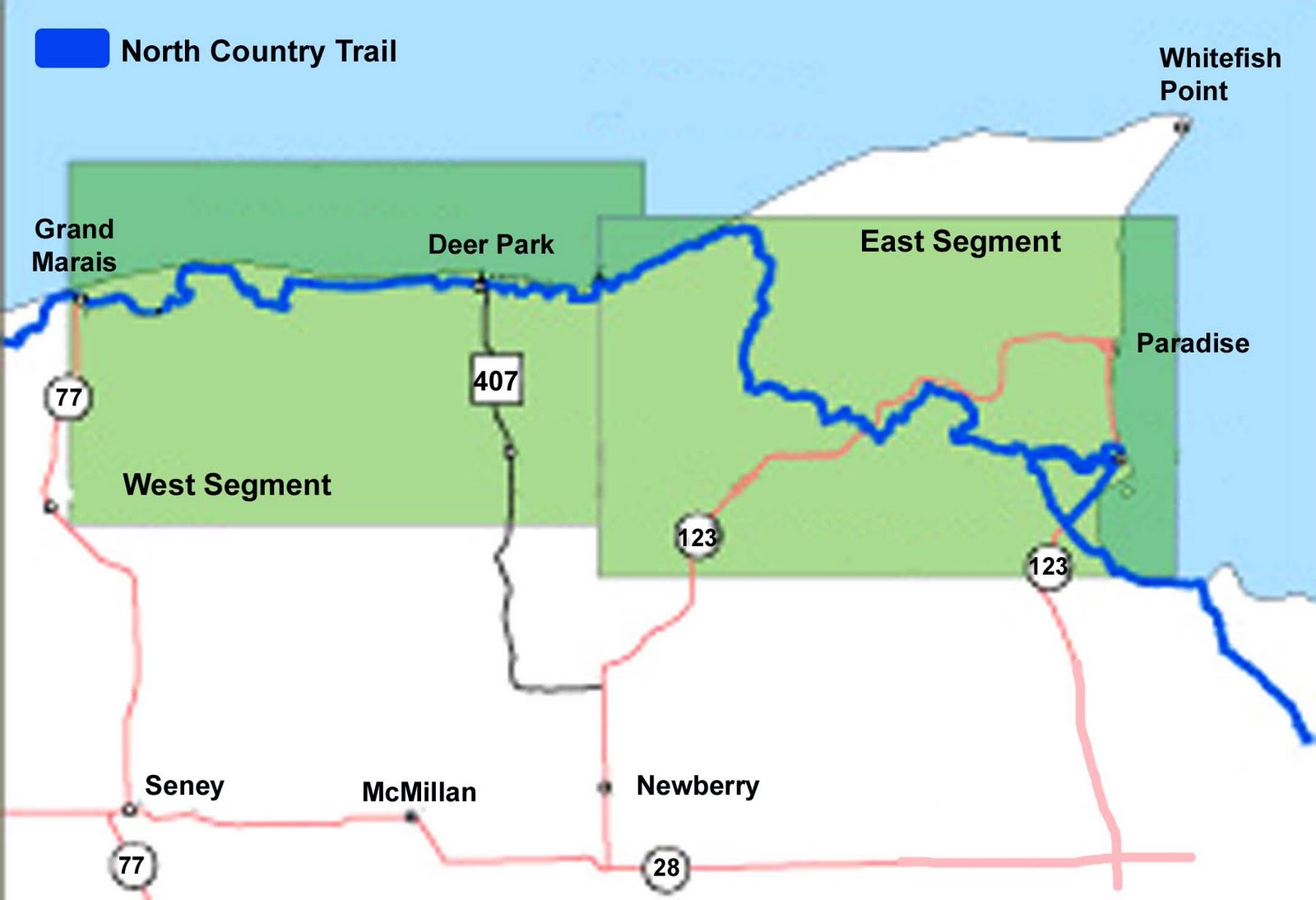 contact informationchapter email sscnorthcountrytrailorg chapterwebsite northcountrytrailorgssc membership join the north country trailassociation. the agatelady adventures and events more information about the