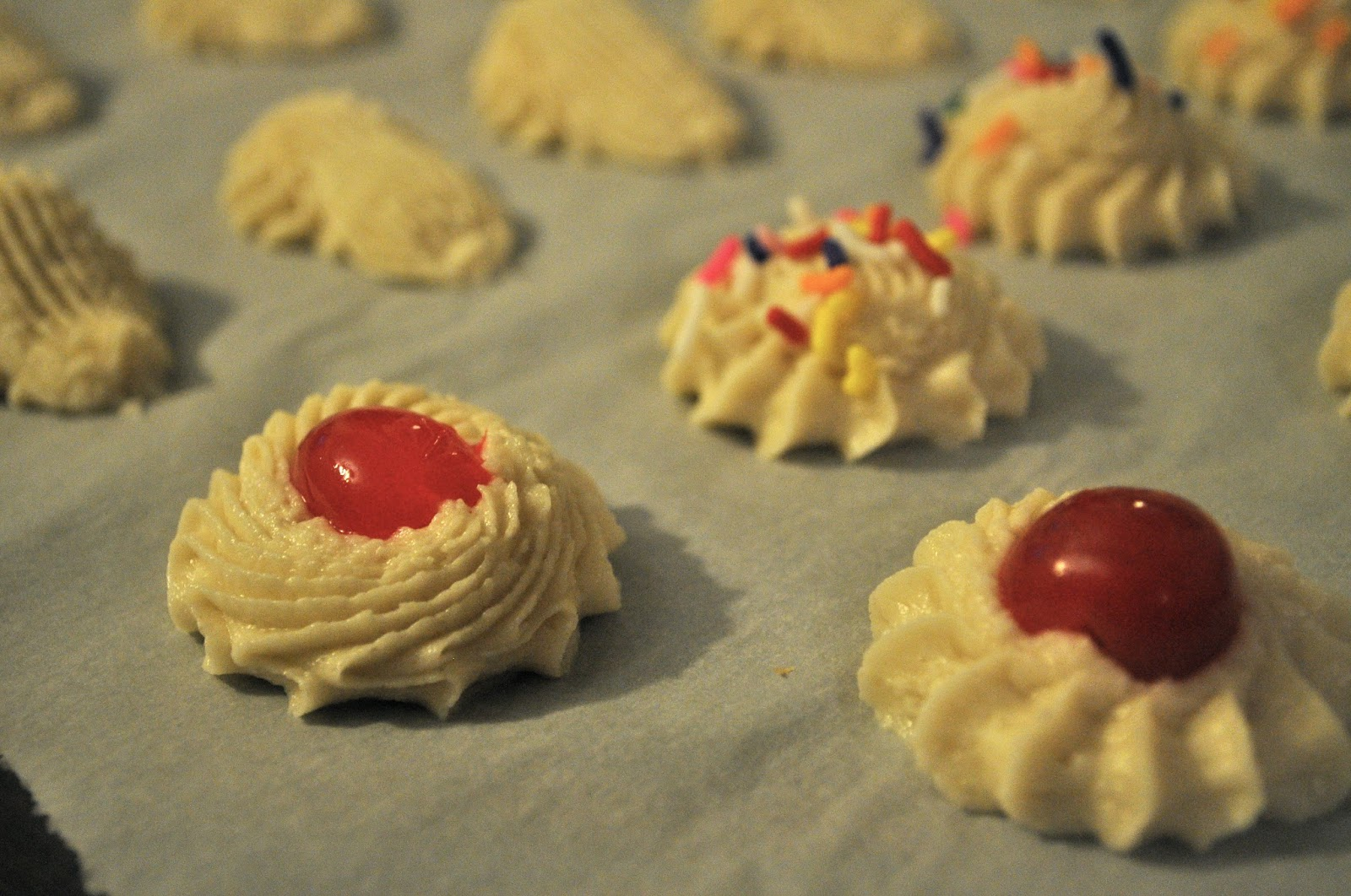 Italian butter cookie recipes with pictures