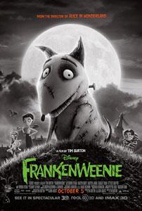 Poster original de Frankenweenie