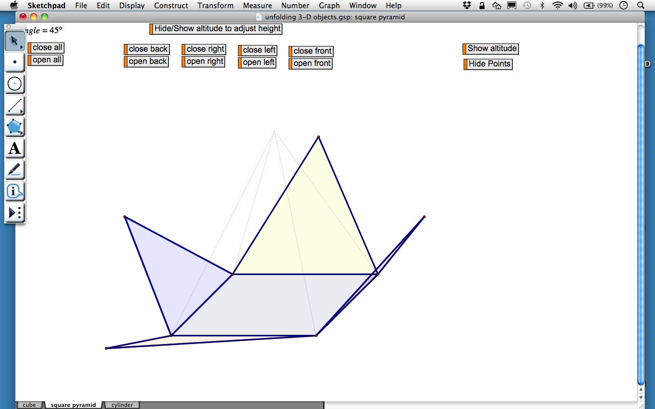 Loved that Lesson @Teachingisagift Geometer's Sketchpad
