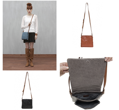 Elk Skye satchel handbag