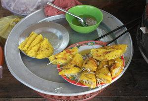 Bánh xèo pancake in Mũi Né