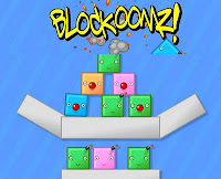 Blockoomz walkthrough.