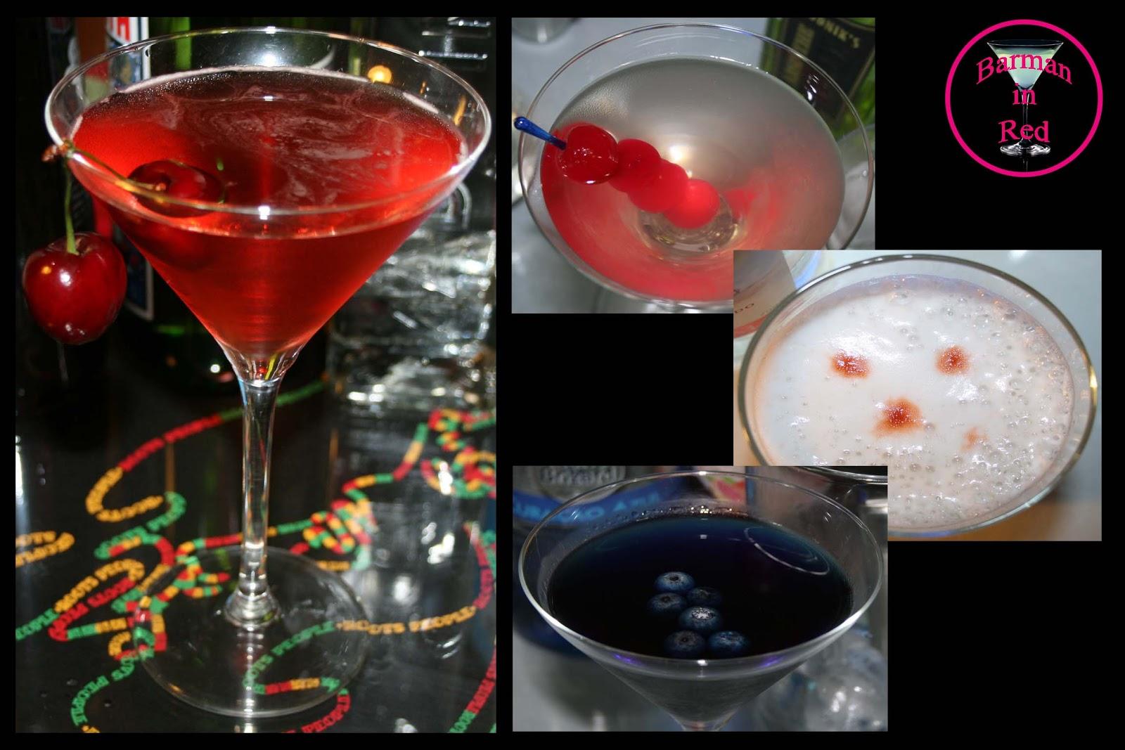 decorar cocteles y bebidas