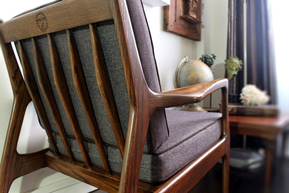 Aera60 mobiliario sillon aera un dise o retro totalmente - Muebles estilo vintage ...