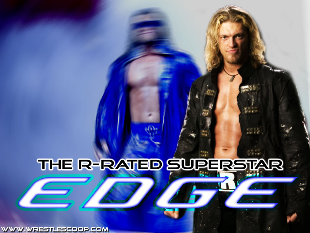 Sports Beauty: Edge WWE Wrestler