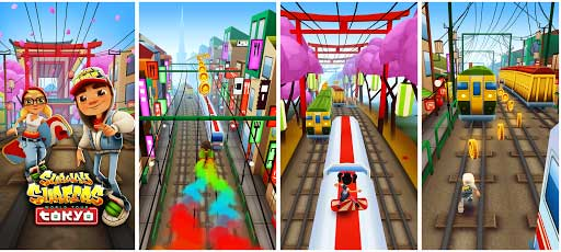 Subway Surfers unlimted coin+ key hack