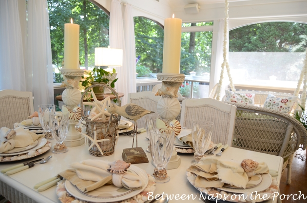 Setting the perfect summer table and a tabletop - Summer table setting ideas ...