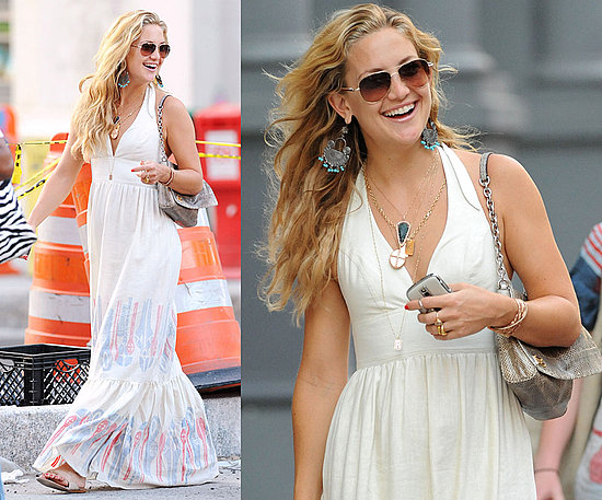 Kate Hudson Maxi Dress