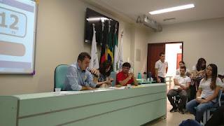 IFPB realiza sabatina com Candidato a Diretor do Campus Picuí