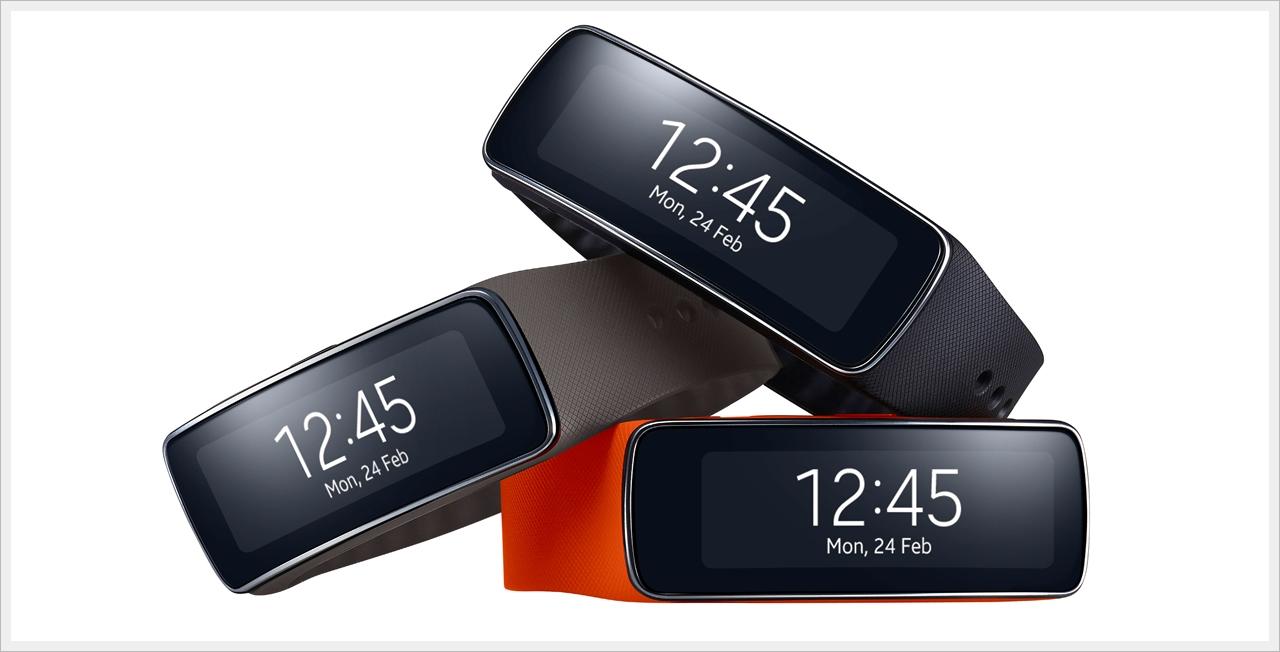 Samsung Gear Fit il nuovo braccialetto intelligente per il ...