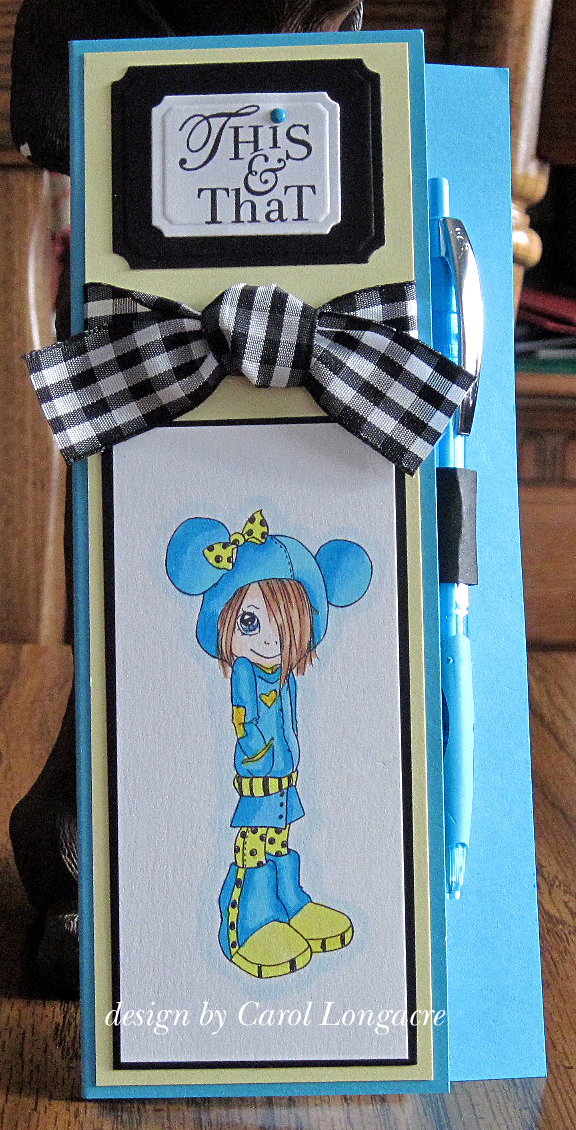 Our Little Inspirations: Notepads
