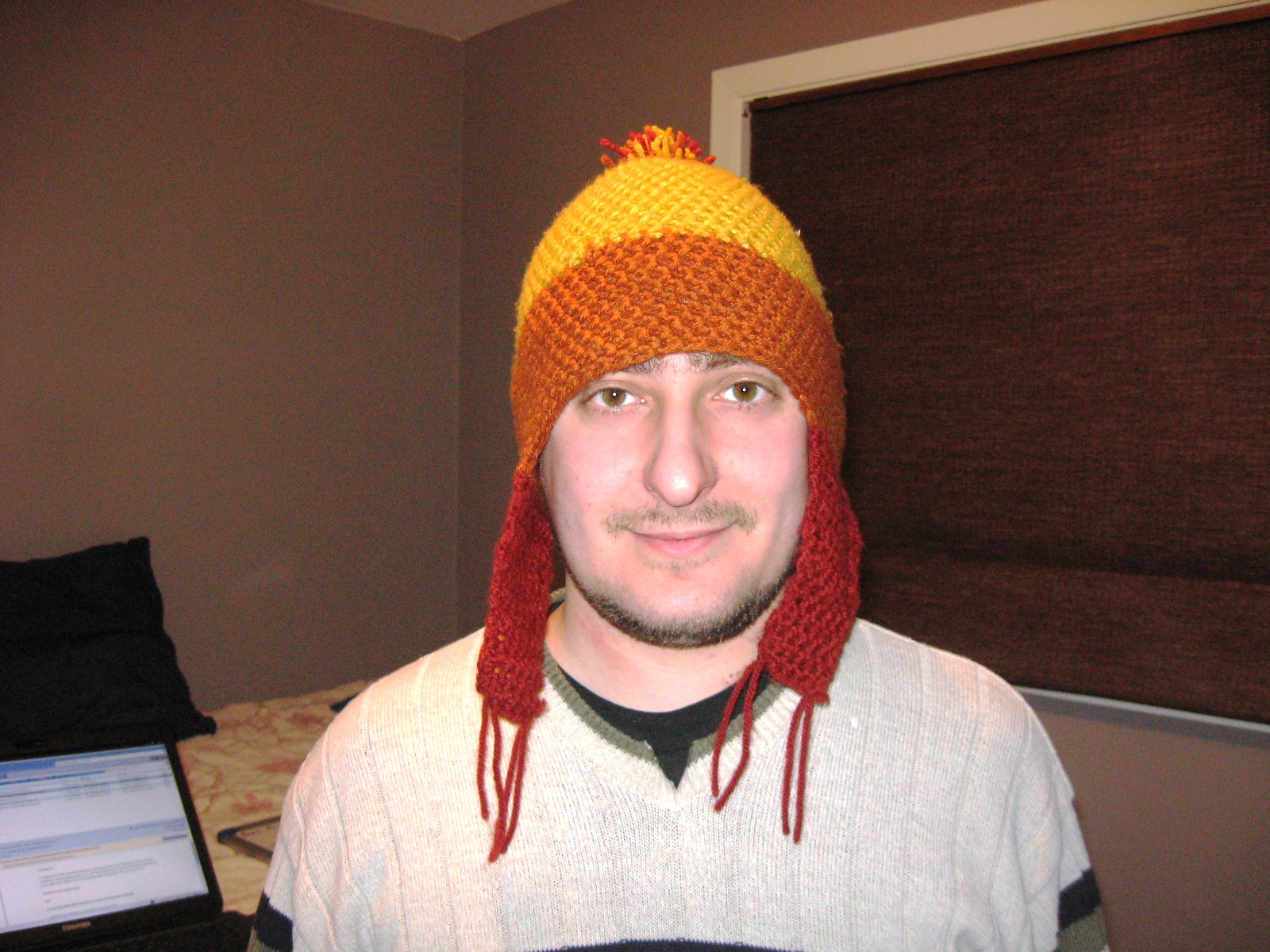 Knotical Yarns: Free Jayne Hat Pattern