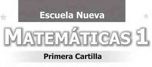 Cartillas de Matemáticas, Escuela Nueva