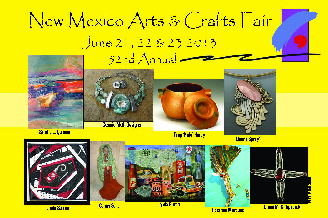 New mexico arts and crafts fair pearl gemstone jewelry for Arts and crafts fairs
