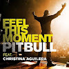Pitbull makes his duet with Christina Aguilera his next single, drops artwork (without Xtina)