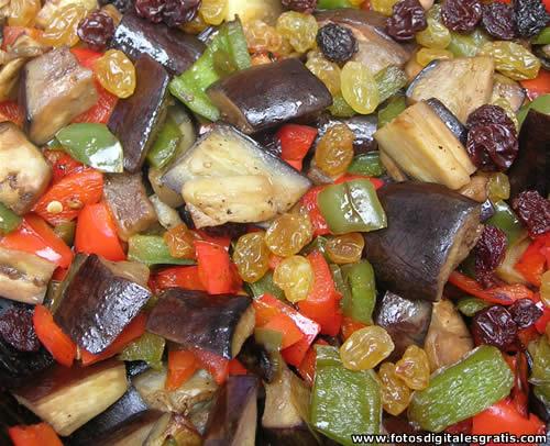 Todas las recetas revuelto o ensalada de berenjena - Variedades de berenjenas ...