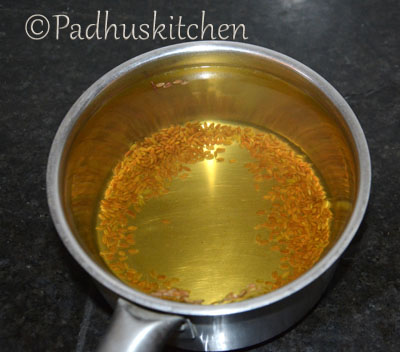 Natural remedy for indigestion with jeera powder- video