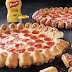 Pizza Hut Announces the Birth of a New Pizza - the 'Hot Dog Bites Pizza'