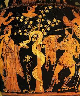 Ιστορίες και συμβολισμός της αναζήτησης στην Αρχαία Ελλάδα