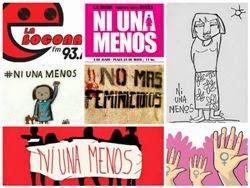 """""""Ni una menos"""" - Marcha 3/6, 17hs"""