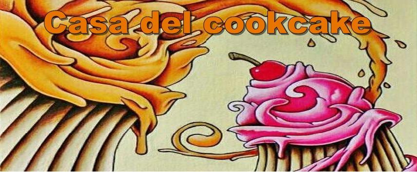 Casa del cookcake