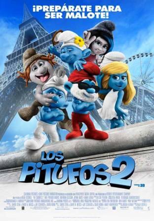 Escenas Los Pitufos 2