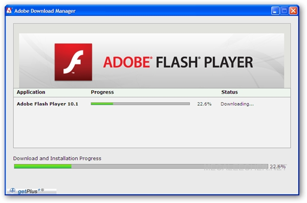 download flash offline