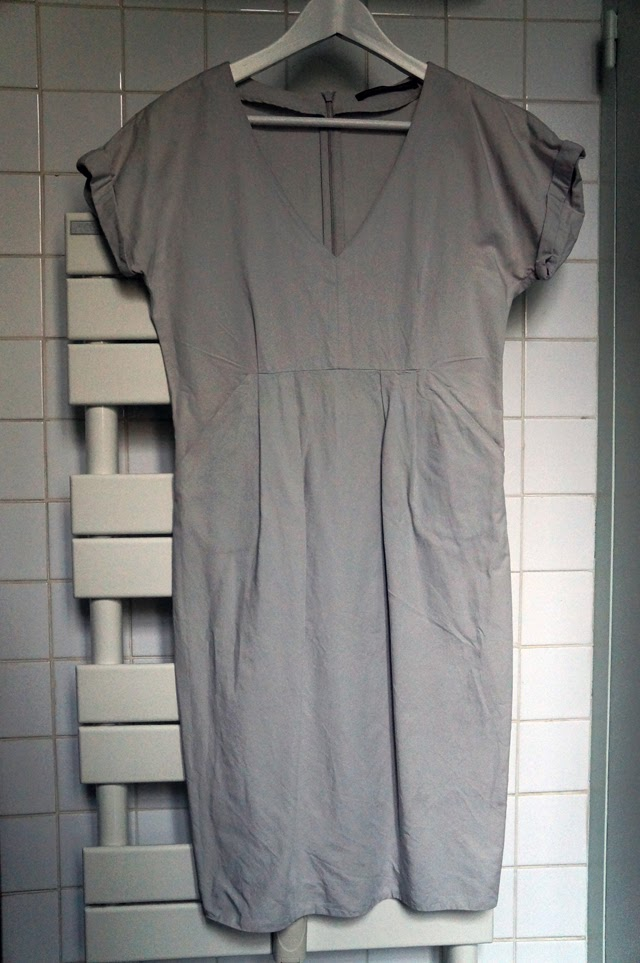 Roxane vide son dressing robe comptoir des cotonniers - Vide dressing comptoir des cotonniers ...