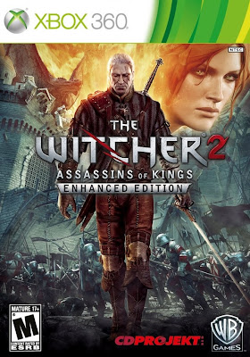 The Witcher 2: Assassins of Kings (Enhanced Edition) Xbox 360