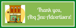 Thank you, Abq Jew Advertisers!