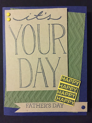 Big on You Amazing Birthday Crazy About You MidnightCrafting Fathers Day 1