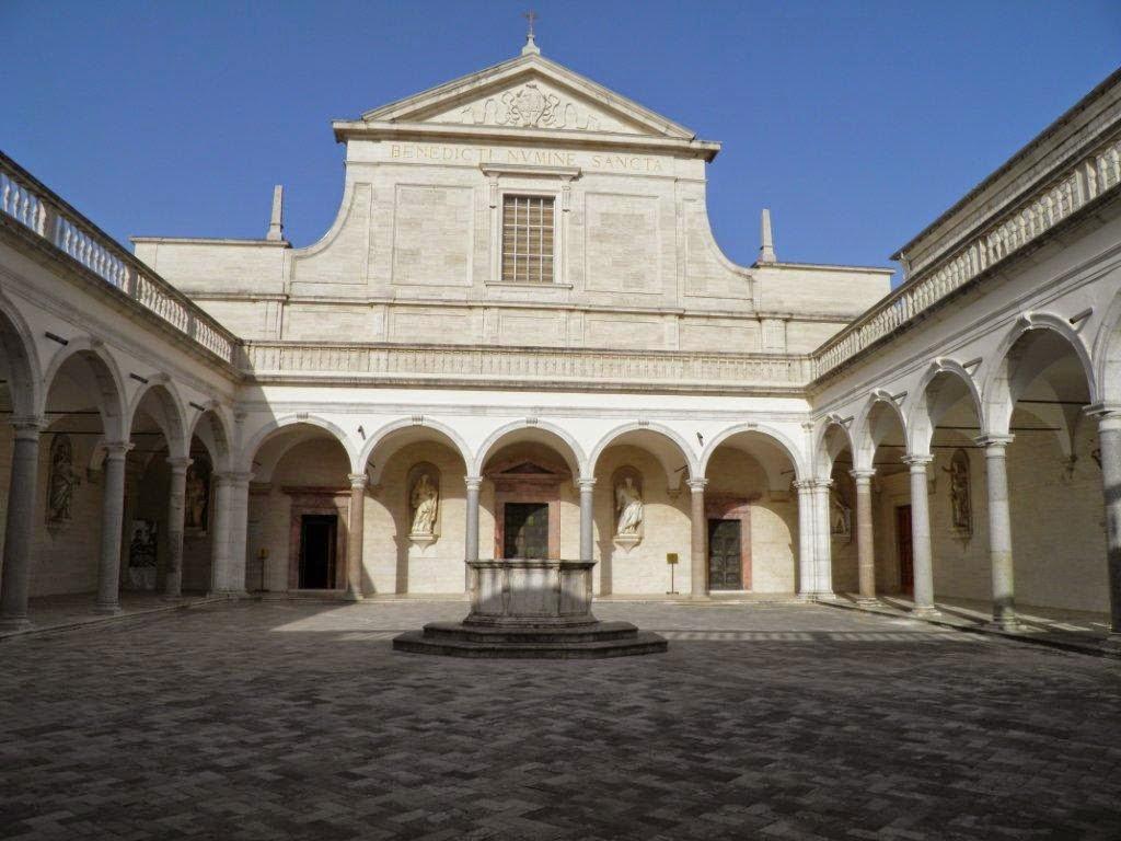 Tabernacoli italiani cassino abbazia di montecassino for Interno 7 cassino