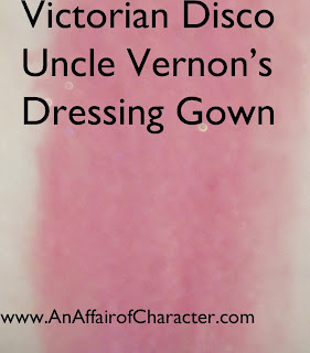 Victorian Disco Uncle Vernon's Dressing Gown