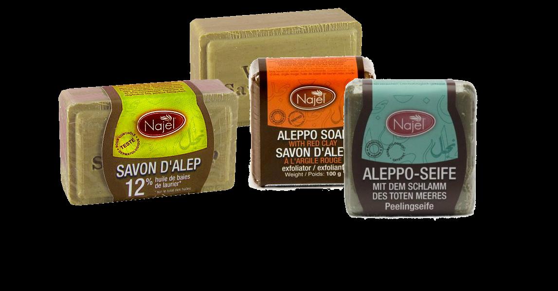 testowanie mydeł aleppo darmowe