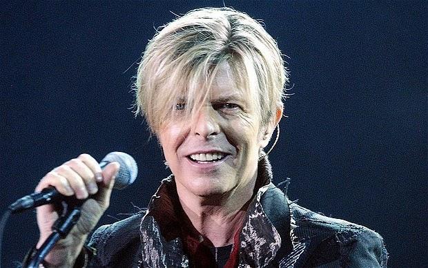 Daftar 10 Lagu David Bowie Terbaik