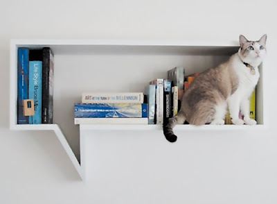 Brilliant Bookshelves and Unusual Bookcases (15) 8