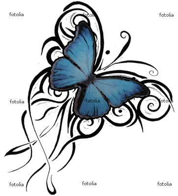 tattoo borboleta. Butterfly Tattoo Designs for